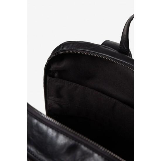Desigual Soldes Sac à dos cuir synthétique gravé