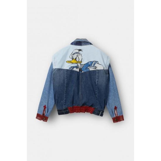 Desigual Soldes Iconic Jacket Donald Duck