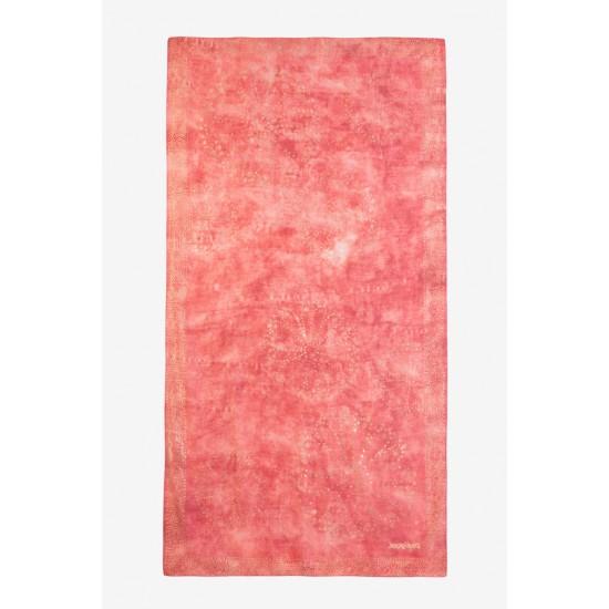 Desigual Soldes Foulard mandalas galactiques pointillistes