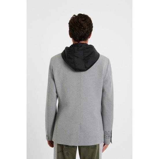 Desigual Soldes Blazer sweat-shirt capuche