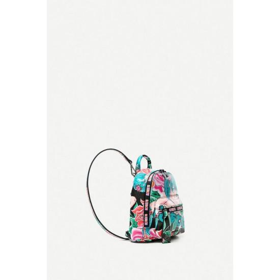 Desigual Soldes Mini sac à dos imprimé