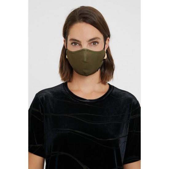 Desigual Soldes Masque Camoflower + housse
