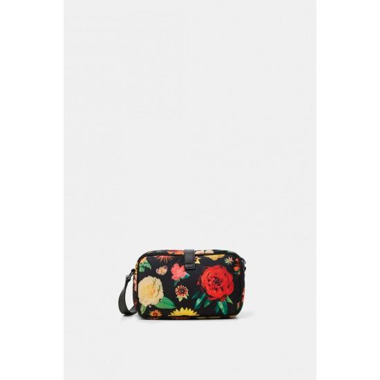Desigual Soldes Sac petit bandoulière florale
