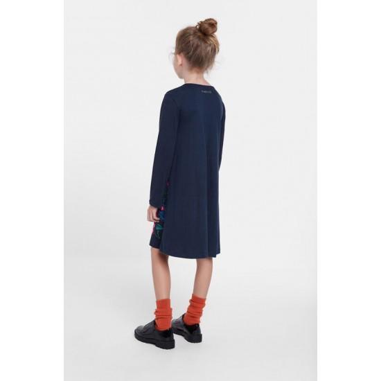 Desigual Soldes Robe t-shirt brodée