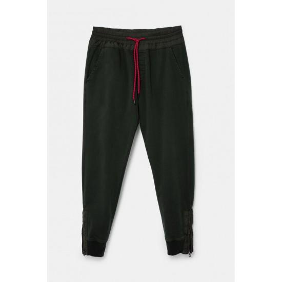 Desigual Soldes Pantalon jogger slim