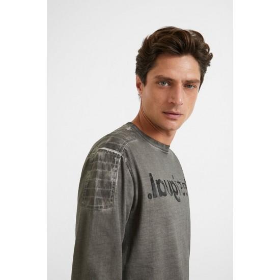 Desigual Soldes T-shirt épaules renforcées