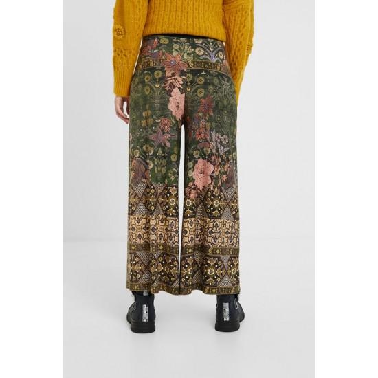Desigual Soldes Jupe culotte hindoue