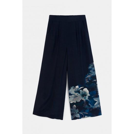 Desigual Soldes Jupe-culotte fleurie